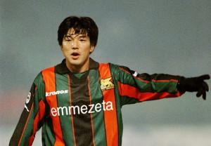 Hiroshi Nanami of Venezia